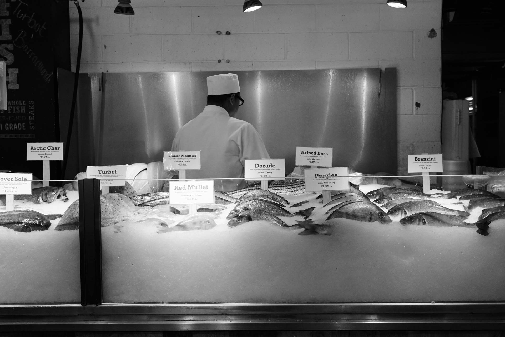 The Lobster Pound at Chelsea Market