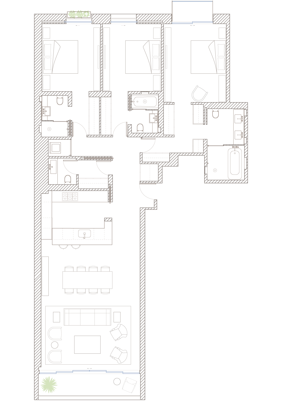 Norte: Floorplan 4D